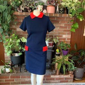Vintage mod dolly dress